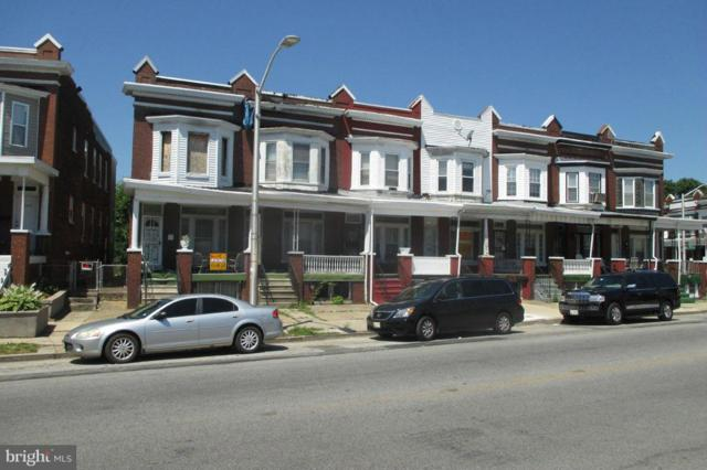 1214 Bloomingdale Road, BALTIMORE, MD 21216 (#1000040719) :: The Putnam Group