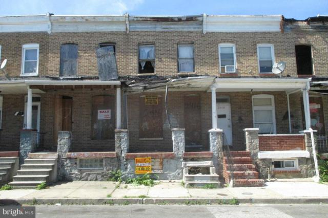 2416 Llewelyn Avenue, BALTIMORE, MD 21213 (#1000040861) :: The Putnam Group