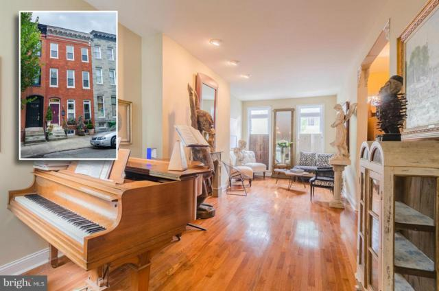 1721 Lombard Street W, BALTIMORE, MD 21223 (#1000041411) :: Great Falls Great Homes
