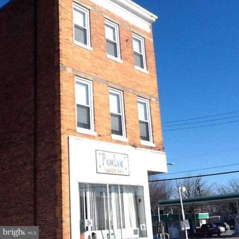 4501 Park Heights Avenue, BALTIMORE, MD 21215 (#1000041457) :: ExecuHome Realty