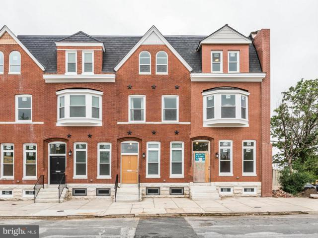 325 20TH Street E, BALTIMORE, MD 21218 (#1000041707) :: Remax Preferred | Scott Kompa Group