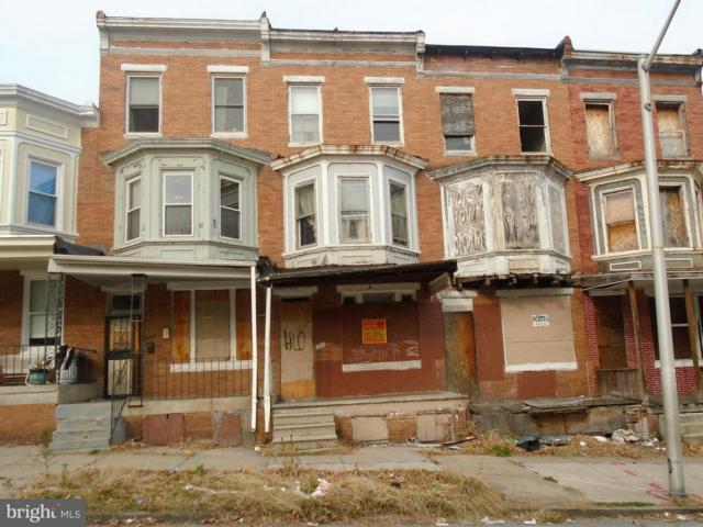 2924 Westwood Avenue, BALTIMORE, MD 21216 (#1000042003) :: ExecuHome Realty