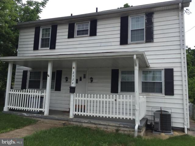 2324 Washington Boulevard, BALTIMORE, MD 21230 (#1000042875) :: Great Falls Great Homes