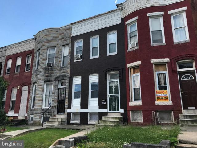 3009 Westwood Avenue, BALTIMORE, MD 21216 (#1000042907) :: The Miller Team
