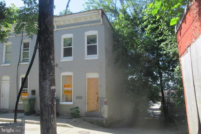 1947 Booth Street, BALTIMORE, MD 21223 (#1000043245) :: AJ Team Realty