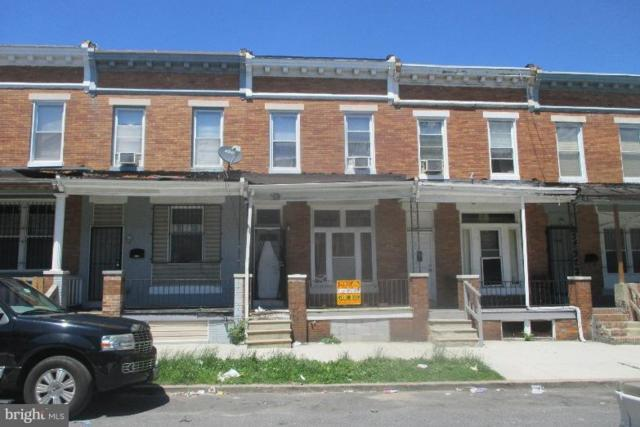 1624 25TH Street E, BALTIMORE, MD 21213 (#1000043475) :: Homes to Heart Group