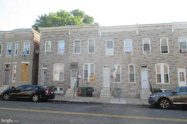1717 Carey Street N, BALTIMORE, MD 21217 (#1000043977) :: Great Falls Great Homes