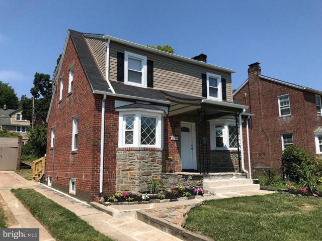 3905 Ridgecroft Road, BALTIMORE, MD 21206 (#1000044107) :: Blue Key Real Estate Sales Team