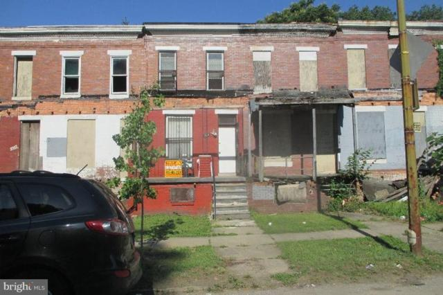 1716 Dukeland Street, BALTIMORE, MD 21216 (#1000044201) :: Jennifer Mack Properties