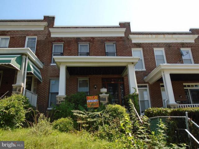 1017 Rosedale Street N, BALTIMORE, MD 21216 (#1000046779) :: The Maryland Group of Long & Foster Real Estate