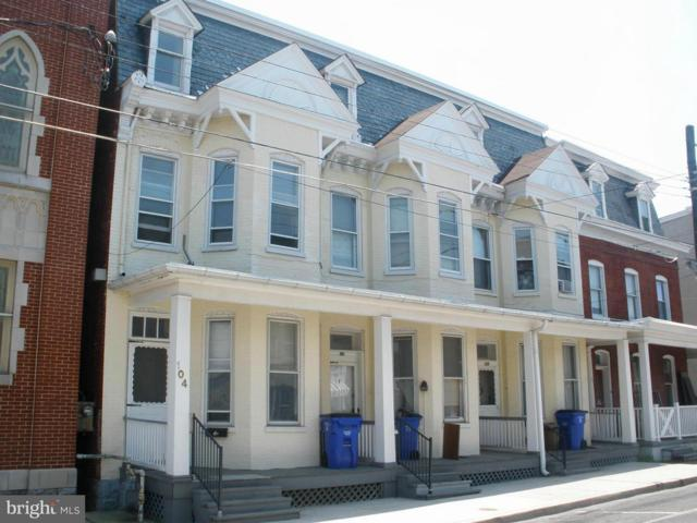 104 Mulberry 104-106-108 Street, HAGERSTOWN, MD 21740 (#1000070379) :: The Maryland Group of Long & Foster