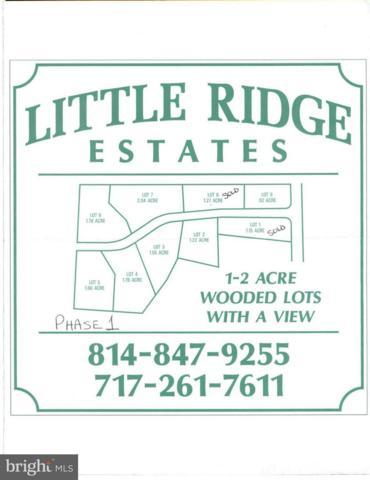 Ridge Way Drive Lot 9, EVERETT, PA 15537 (#1000072339) :: Revol Real Estate