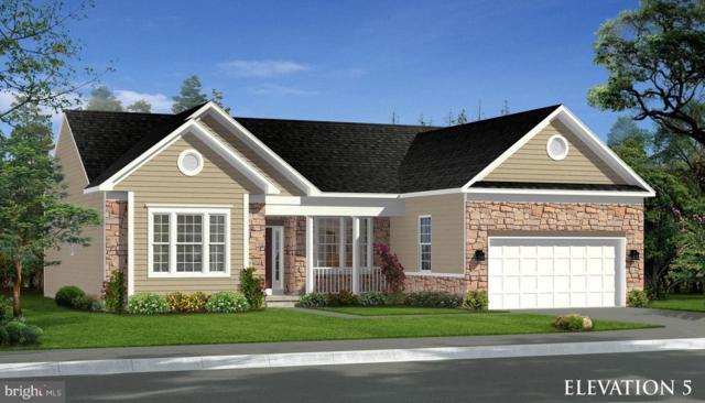 0 Mcwharton Way Magnolia 2 Plan, BUNKER HILL, WV 25413 (#1000089151) :: Colgan Real Estate
