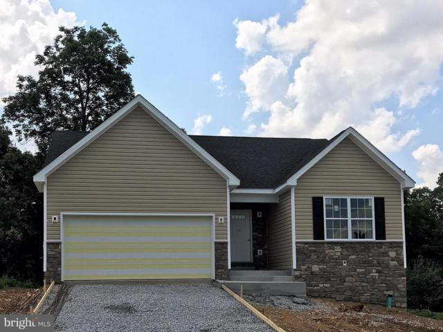 LOT 286 Gordon Drive, HEDGESVILLE, WV 25427 (#1000090593) :: AJ Team Realty