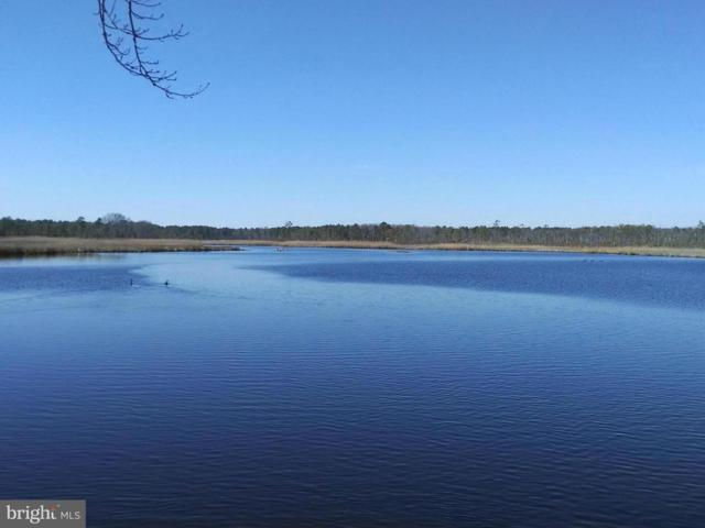 Lot 2A And 2B Griffith Neck Road, CAMBRIDGE, MD 21613 (#1000100489) :: Atlantic Shores Realty
