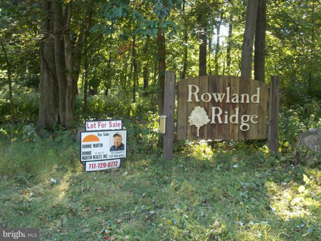 Water Company Road, CASCADE, MD 21719 (#1000101537) :: ExecuHome Realty