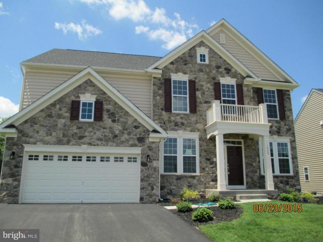 8393 Pine Bluff Road, FREDERICK, MD 21704 (#1000101903) :: Colgan Real Estate