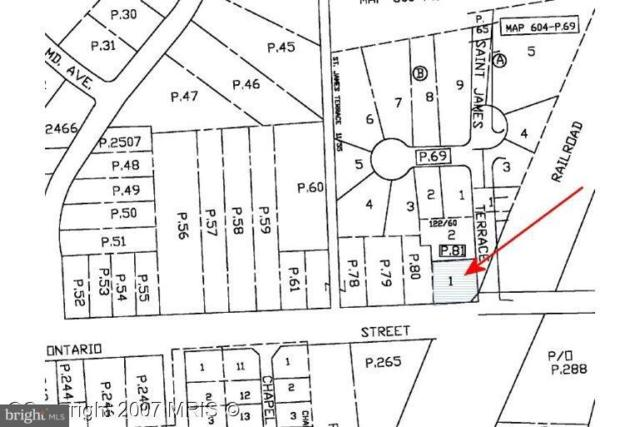702 St James Terrace, HAVRE DE GRACE, MD 21078 (#1000110815) :: Remax Preferred | Scott Kompa Group