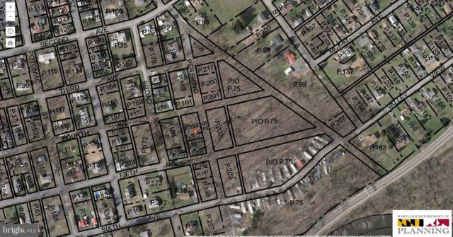 LOT 223 Pershing Street, CRESAPTOWN, MD 21502 (#1000128747) :: Advance Realty Bel Air, Inc
