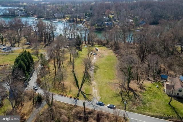 Forest Beach Road, ANNAPOLIS, MD 21409 (#1000131979) :: The Gus Anthony Team