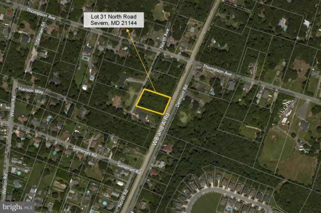 Lot 31 North Road, SEVERN, MD 21144 (#1000134875) :: Colgan Real Estate