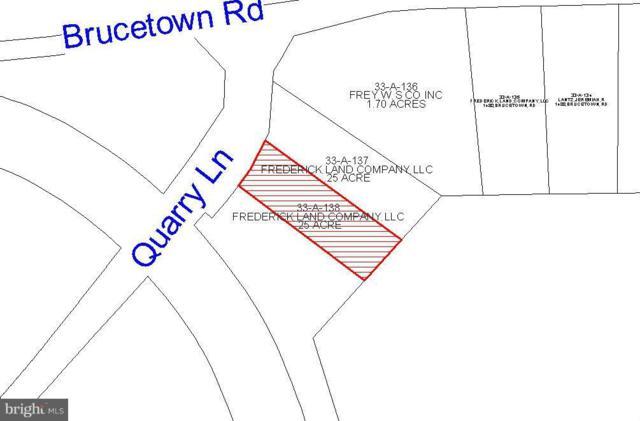 0 Quarry Lane, CLEAR BROOK, VA 22624 (#1000138231) :: The Redux Group