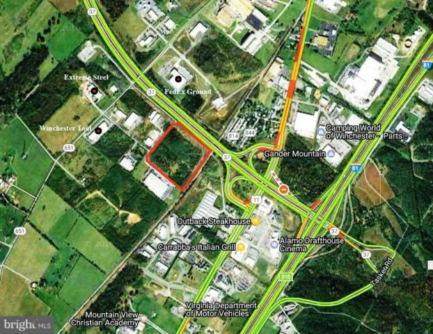 Industrial Drive, WINCHESTER, VA 22602 (#1000138789) :: The Speicher Group of Long & Foster Real Estate