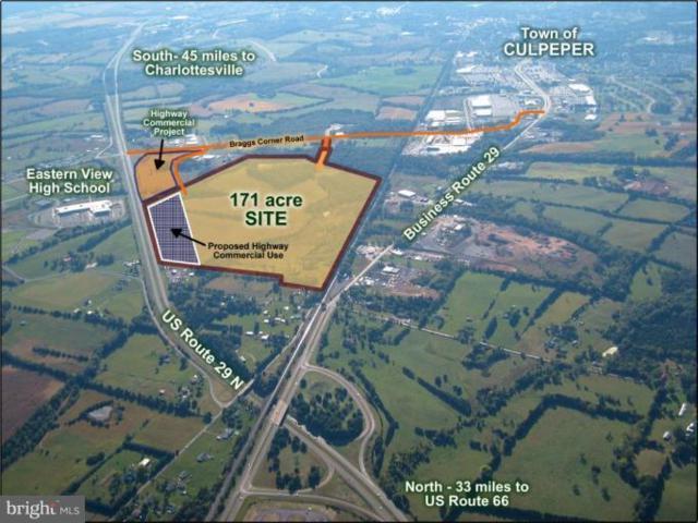 James Madison Highway, CULPEPER, VA 22701 (#1000140523) :: FORWARD LLC