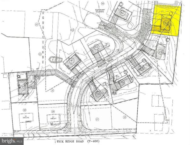 Lot #22 Whippet Trail, WAYNESBORO, PA 17268 (#1000143397) :: Great Falls Great Homes