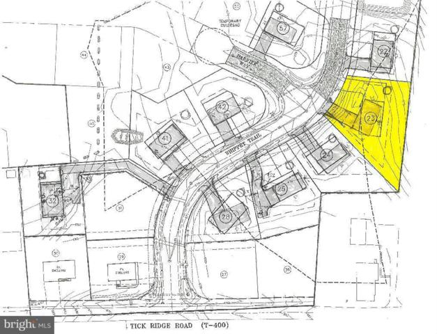Lot #23 Whippet Trail, WAYNESBORO, PA 17268 (#1000143415) :: Colgan Real Estate