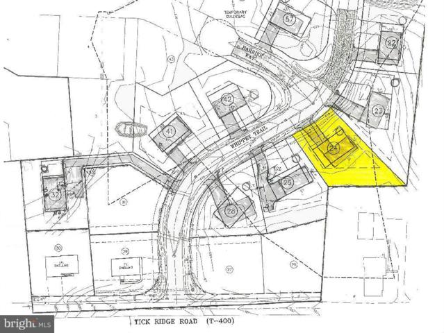 Lot #24 Whippet Trail, WAYNESBORO, PA 17268 (#1000143427) :: Colgan Real Estate