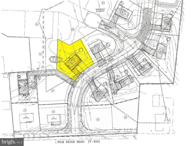 Lot #41 Whippet Trail, WAYNESBORO, PA 17268 (#1000143435) :: Colgan Real Estate