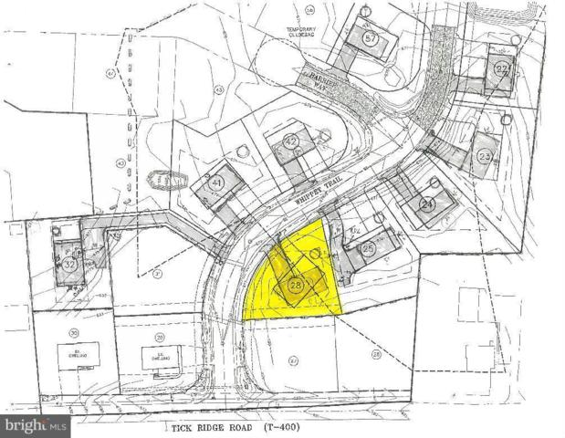 Lot #28 Whippet Trail, WAYNESBORO, PA 17268 (#1000143453) :: Colgan Real Estate