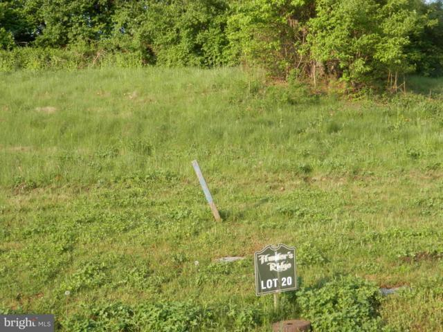 LOT #20 Capri Court, WAYNESBORO, PA 17268 (#1000143645) :: SURE Sales Group