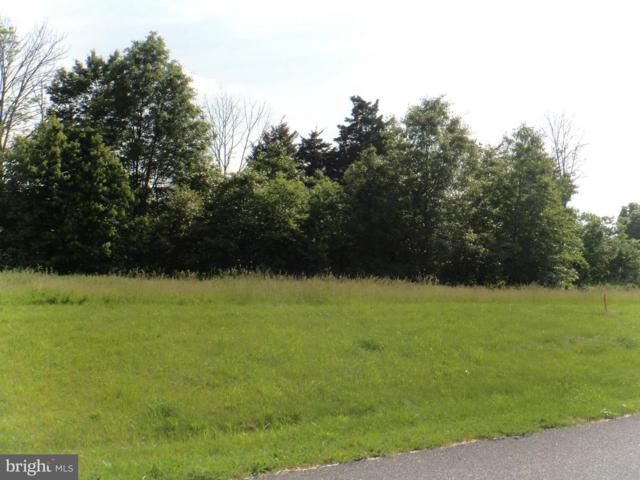 LOT 40 Grant Shook Road, GREENCASTLE, PA 17225 (#1000145927) :: The Miller Team