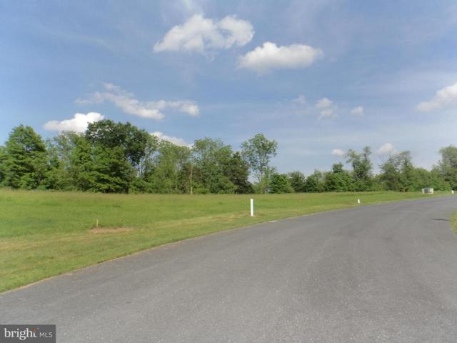LOT 6 Toms Lane, GREENCASTLE, PA 17225 (#1000145965) :: The Miller Team