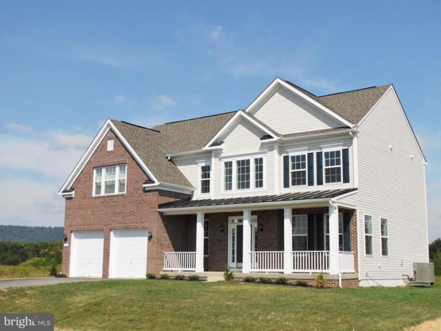 0 Quaking Aspen Way Oakdale 2 Plan, CHARLES TOWN, WV 25414 (#1000147593) :: Colgan Real Estate