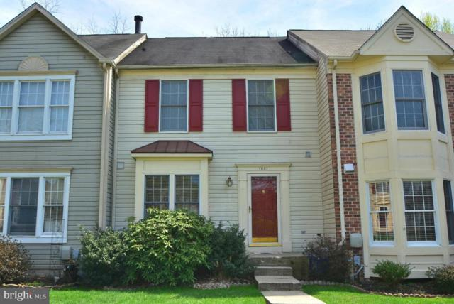 1021 Wingate Court M-2, BEL AIR, MD 21014 (#1000153195) :: AJ Team Realty