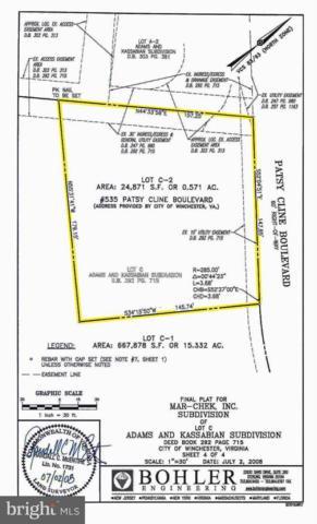 535 Patsy Cline Boulevard, WINCHESTER, VA 22601 (#1000165957) :: Eng Garcia Grant & Co.