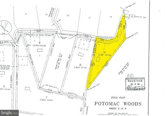 9 Potomac Woods, GREAT CACAPON, WV 25422 (#1000167629) :: Remax Preferred | Scott Kompa Group