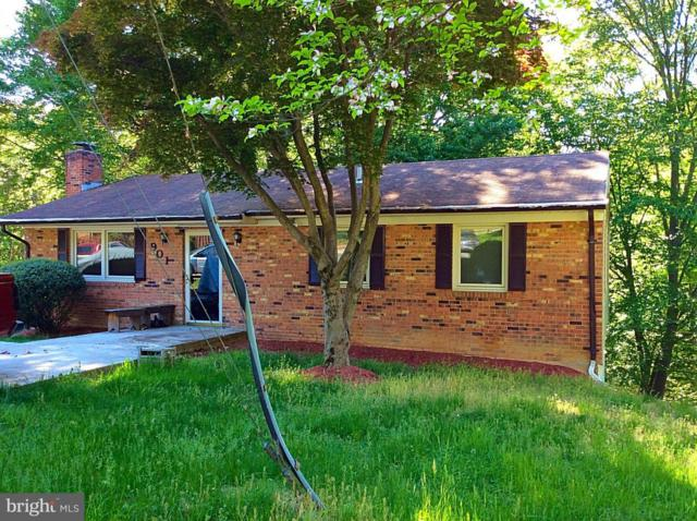 901 Park Terrace, FORT WASHINGTON, MD 20744 (#1000188125) :: The Gus Anthony Team