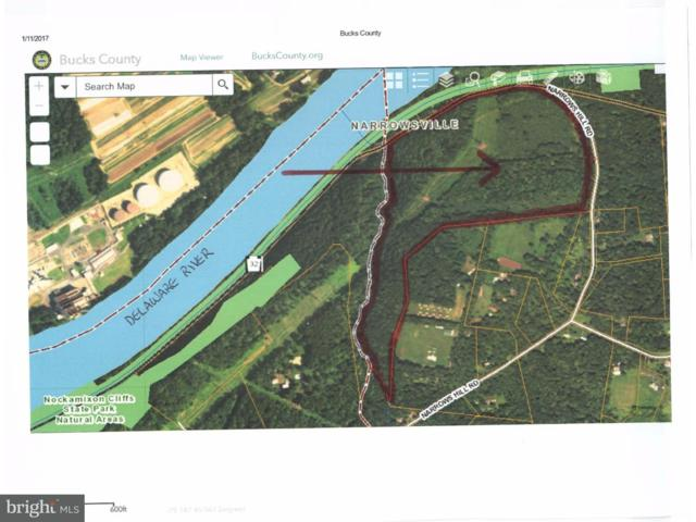 Lot 4 River Road, UPPER BLACK EDDY, PA 18972 (#1000240619) :: Erik Hoferer & Associates