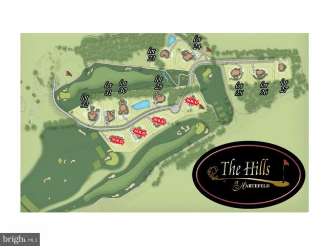 Lot 25 Pyles Mountain Lane, KENNETT SQUARE, PA 19348 (#1000288907) :: Erik Hoferer & Associates