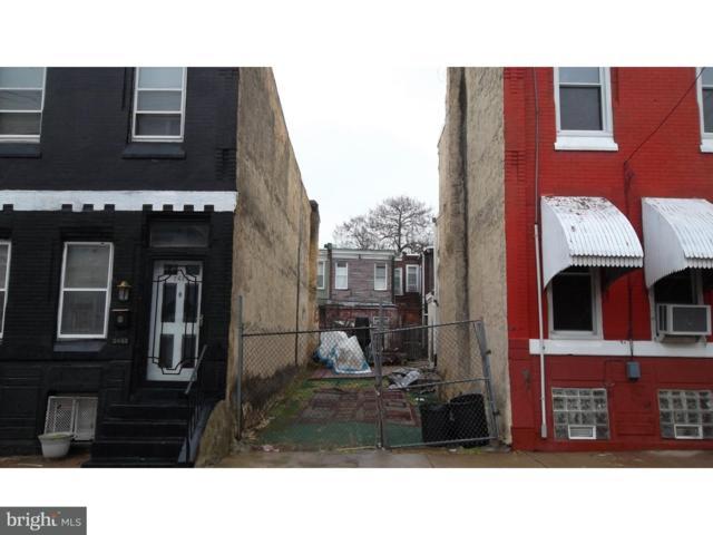 2454 N 16TH Street, PHILADELPHIA, PA 19132 (#1000296235) :: The John Wuertz Team