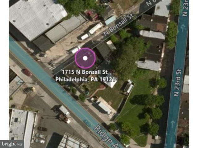 1715 N Bonsall Street, PHILADELPHIA, PA 19121 (#1000302625) :: The John Wuertz Team