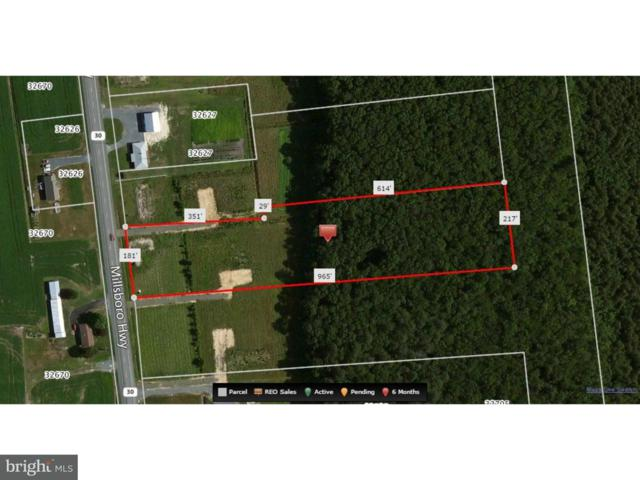 32631 Millsboro Highway Lot 4, MILLSBORO, DE 19966 (#1000329529) :: The Rhonda Frick Team