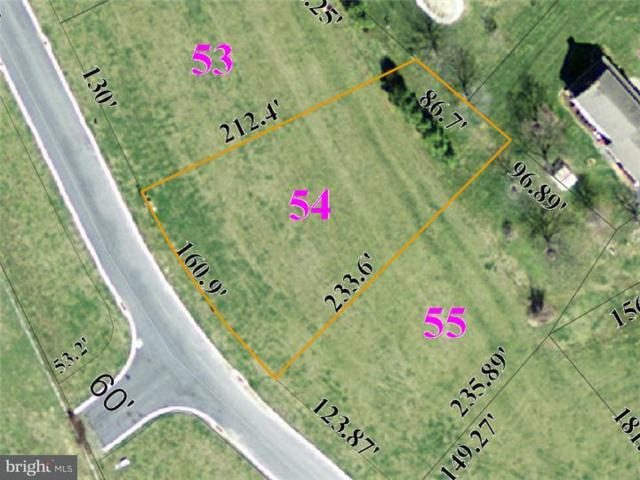 Lot #54 Spyglass Drive, CAMDEN WYOMING, DE 19934 (#1000364589) :: RE/MAX Coast and Country