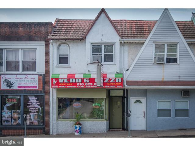 7168 Marshall Road, UPPER DARBY, PA 19082 (#1000382125) :: Erik Hoferer & Associates