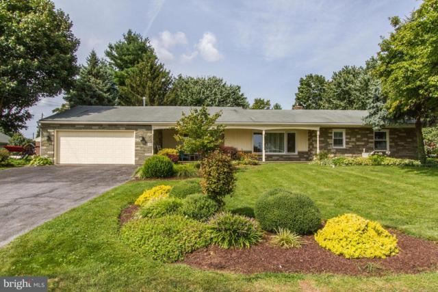 116 N Shirk Road, NEW HOLLAND, PA 17557 (MLS #1000792483) :: The Craig Hartranft Team, Berkshire Hathaway Homesale Realty