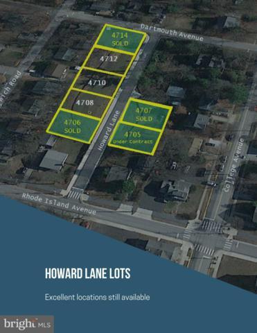 4705 Howard Lane, COLLEGE PARK, MD 20740 (#1000981029) :: AJ Team Realty